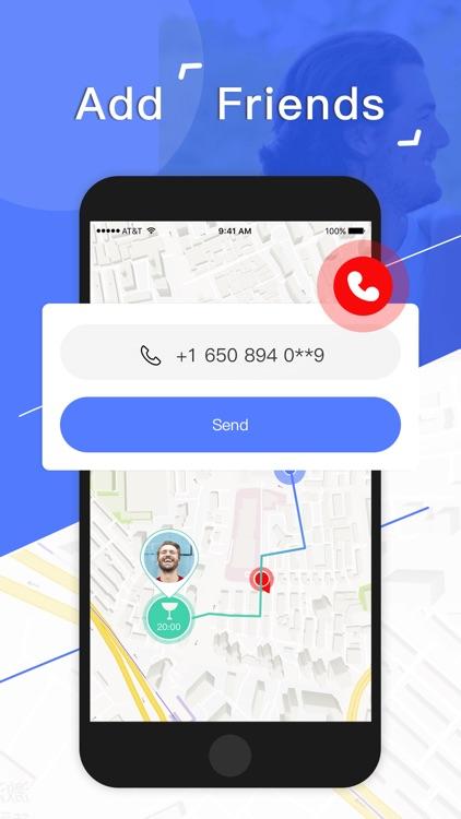 Find360-Location Tracker screenshot-4