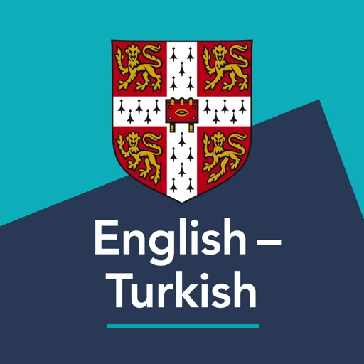 Cambridge English–Turkish