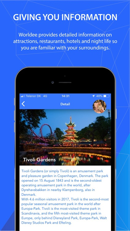 Worldee - local travel guide screenshot-3