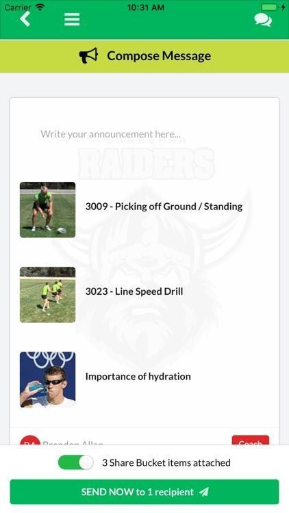 Raiders Complete League screenshot-4