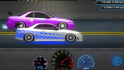 Screenshot for JDM Tuner Racing in United States App Store