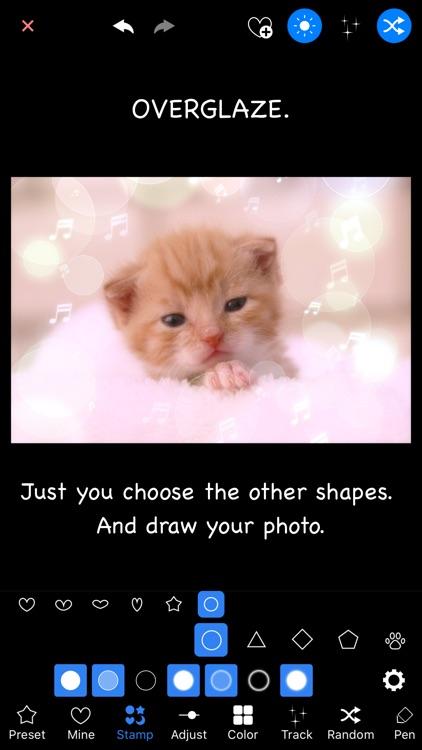 Glitter Photo Editor Lite screenshot-4