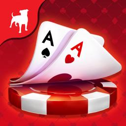 Ícone do app Zynga Poker - Texas Holdem