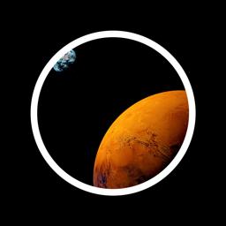 Ícone do app Mars Information