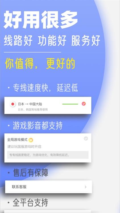 极速穿梭-海外华人影音游戏回国加速器