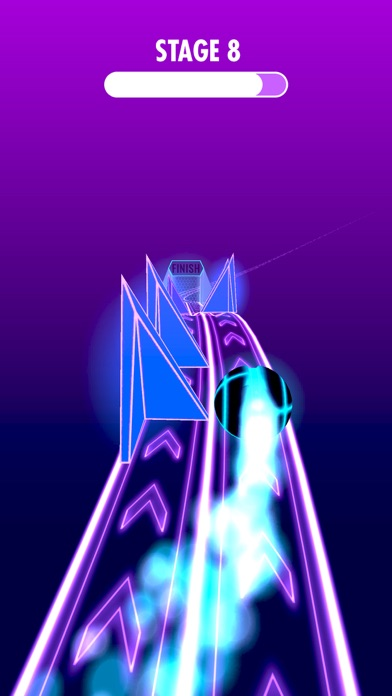 Neon Speed Rush screenshot 5