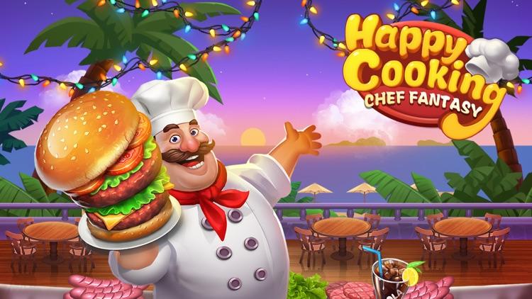 Happy Cooking: Cooking Games screenshot-3