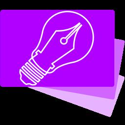 Ícone do app Slideas- Markdown Presentation