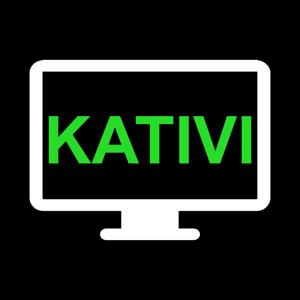 KATIVI pour la TV de K-Net - Entertainment app