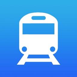 地铁通-中国北上广地铁通公交出行地图路线规划导航查询app