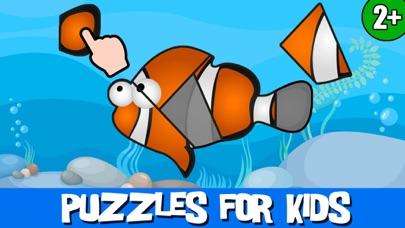 オーシャン: キッズと子供のためのゲームのおすすめ画像1