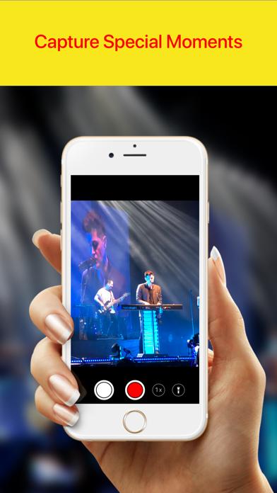 Concert Camera ◎ Screenshots
