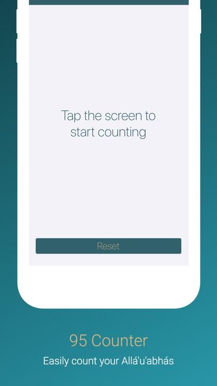 Bahá'í Prayers screenshot-9