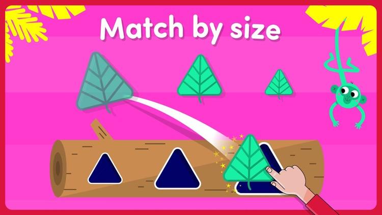Shape games for kids toddlers screenshot-4