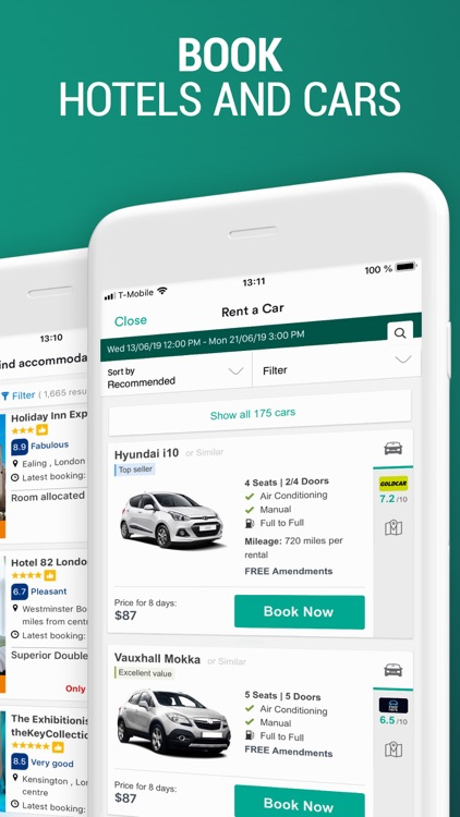 Kiwi.com: Cheap Flight Tickets