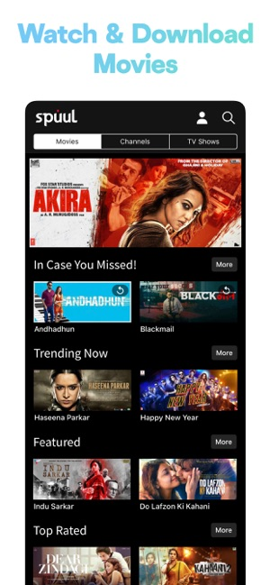 Spuul - Watch Indian Movies on the App Store