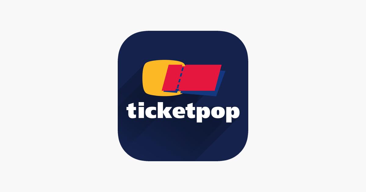 Ticketpop Pr On The App Store Recent changes ticketpop's in instagram account. app store apple