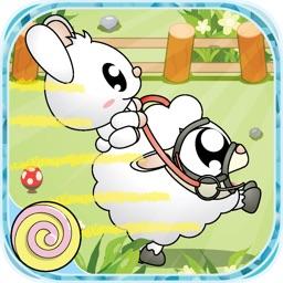 Sheepo Race - PiPi Bunny Rider