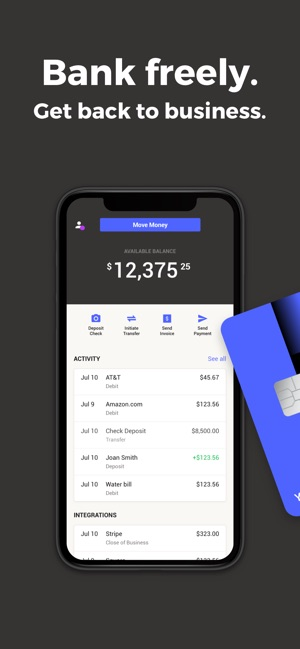 Azlo: Easy Business Banking on the App Store