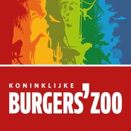 Burgers' Zoo Map