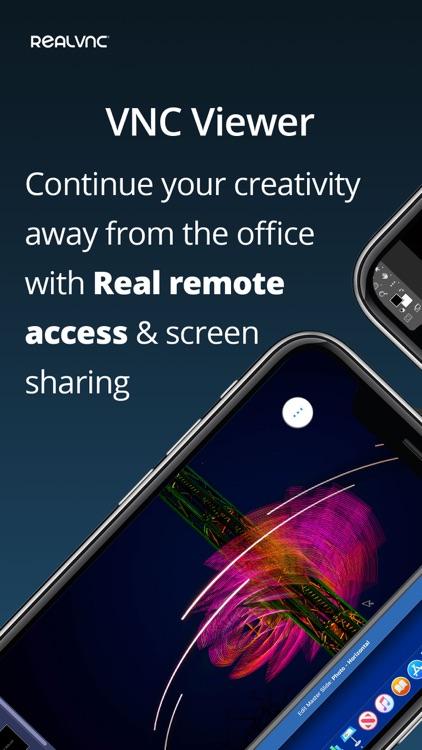 VNC Viewer - Remote Desktop screenshot-0