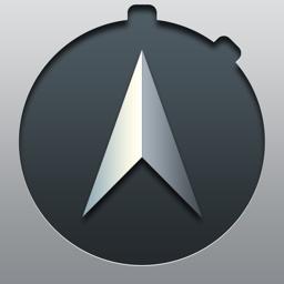 Ícone do app Geofency   Time Tracking