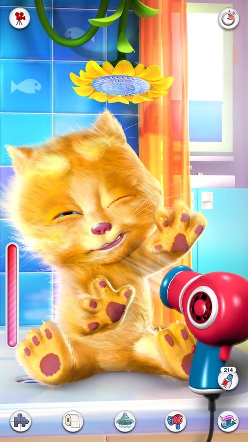会说话的金杰猫 App 截图