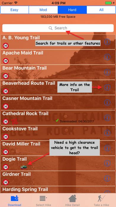 Sedona Hikingのおすすめ画像2