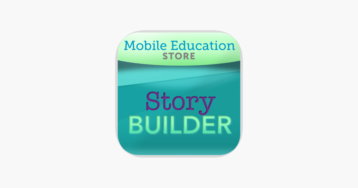 ‎StoryBuilder for iPad