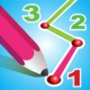 DotToDot numbers & letters - iPadアプリ