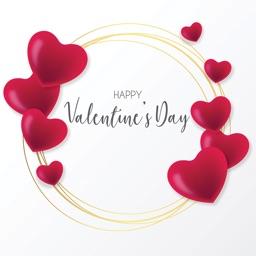 Valentine's Day Frames Photo C