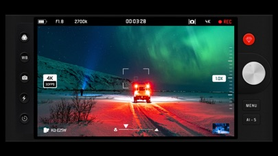 RECO - 4K VIDEO & FILM FILTER screenshot 1