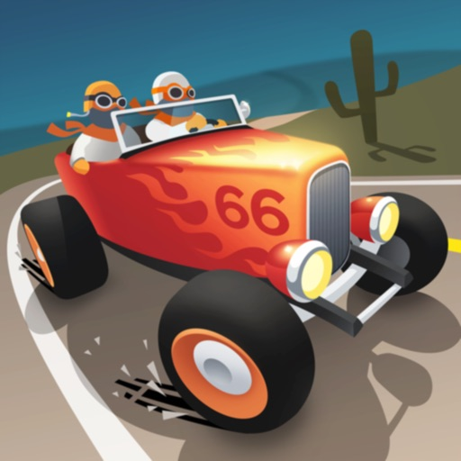 Great Race — Route 66