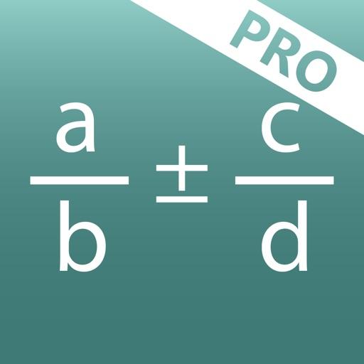 Simple Fraction Calculator PRO