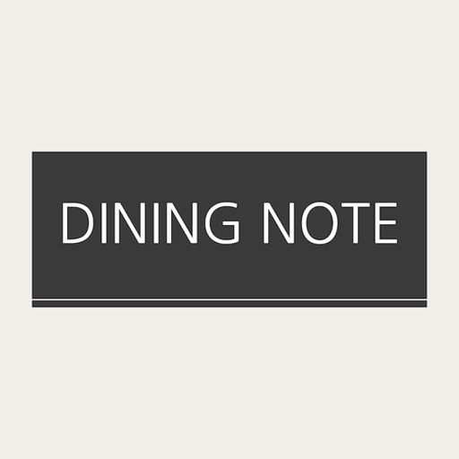 Dining Note: Simple food diary