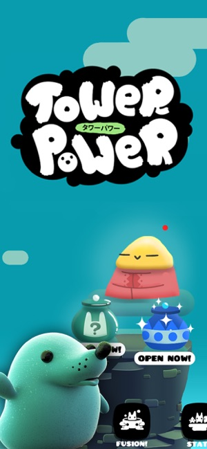 Tower Power - Kawaii Shooter Screenshot