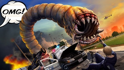 Death Worm™ screenshot one
