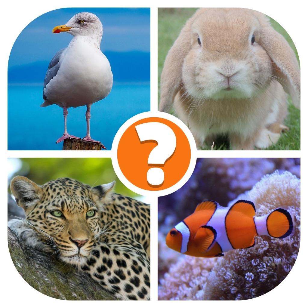 Animals Quiz - Word Pics Game hack