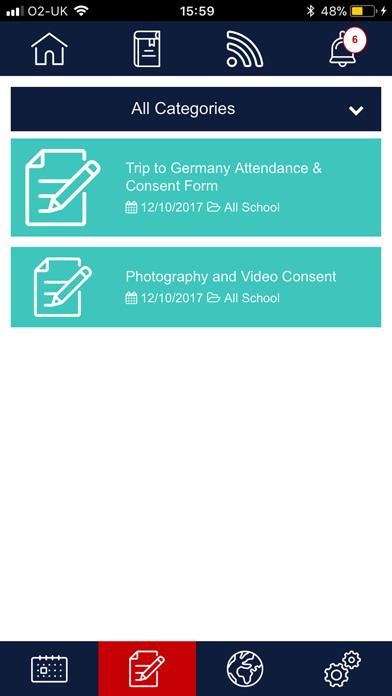 Smart School Parent App screenshot three