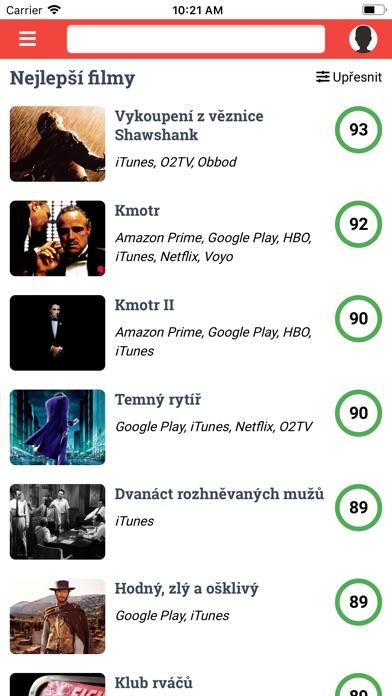Screenshot for Filmtoro in United States App Store