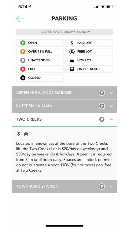 Aspen Snowmass App screenshot-4