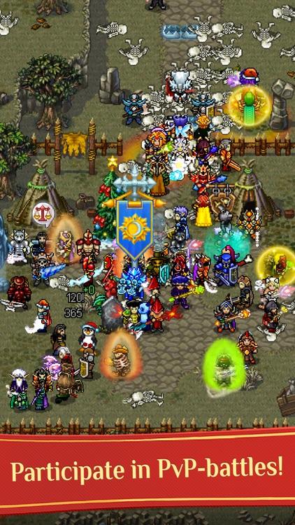 Warspear Online screenshot-3