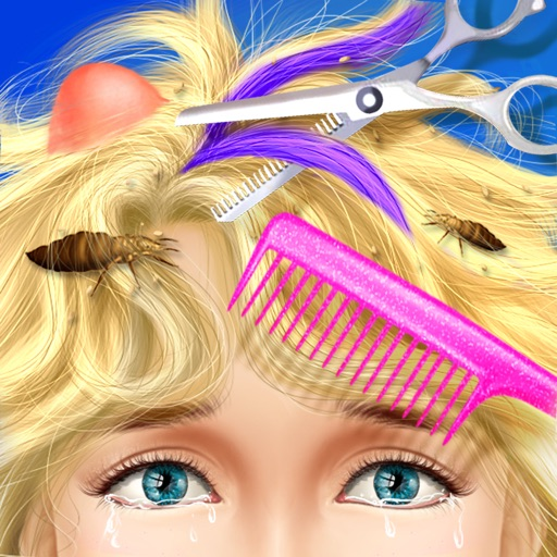 Hair Salon: Princess Spa Games
