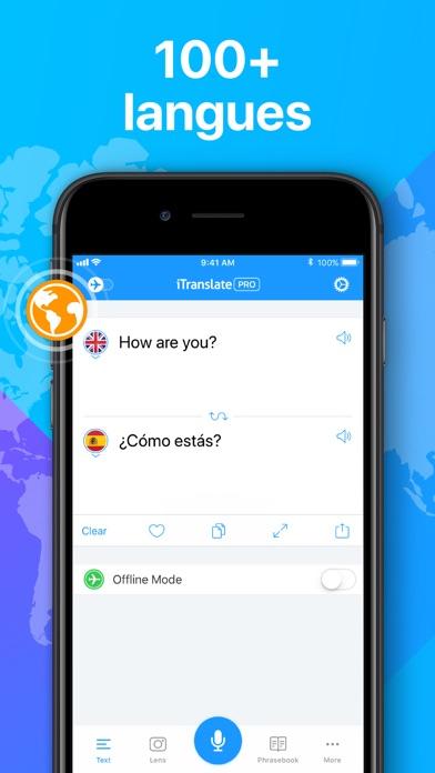download iTranslate Traducteur apps 4