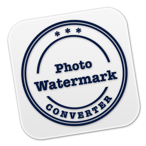 水印工具 Watermark FX: rename, resize & convert photos - add logo, text or line