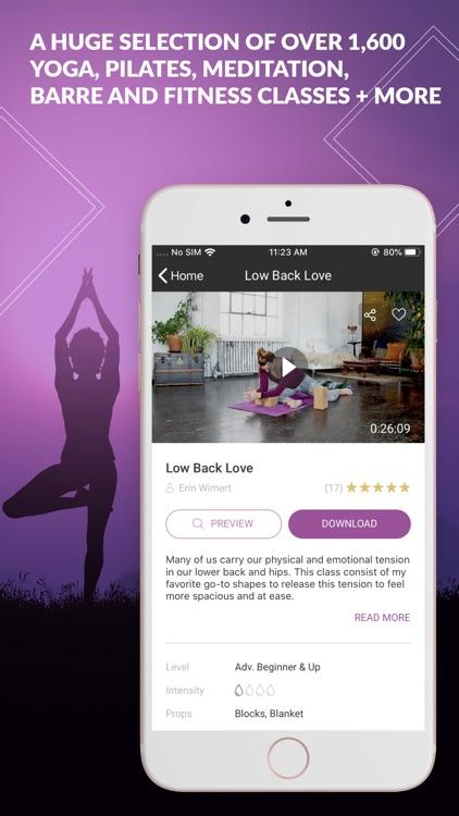 YogaDownload App | Daily Yoga screenshot-0