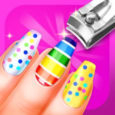 女生游戏大全: 美甲涂色化妆换装小游戏