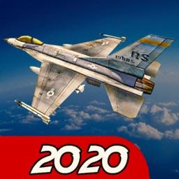 Airplane Flight Sim Game 3D