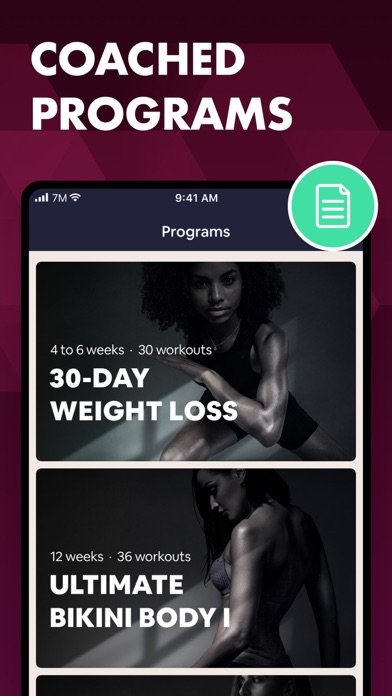 messages.download Workout for Women: Fitness App software