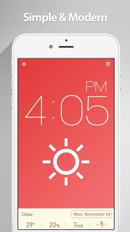 Red Clock. screenshot-0
